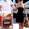Celebs Be Just Like Us: Liam And Miley Hit Trader Joe's