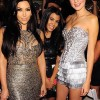 Kim Kardashian's Baby Sis Models In Fashion Week