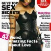 Nicki Minaj Covers Cosmo In All Leather