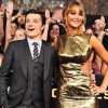 Jennifer Lawrence Wows At Hunger Games Premiere