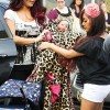 Mommy Practice: Snooki Spotted Out With Fake Baby