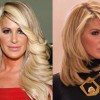 Finally!! Kim Zolciak Takes Off Her Wig For First Time Ever