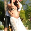 Megan Fox Confirms Pregnancy With Bare Bump Photo