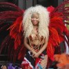 Nicki Minaj Shoots 'Pound the Alarm' Video In Trinidad