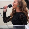 What A Performance!! Beyonce Belts National Anthem As Pres. Obama Takes 2nd Oath