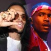 Chris Brown And Frank Ocean Brawl Over A Parking Spot