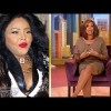 "Wendy Williams Goes In On Lil' Kim's Face: ""Kim You've Outdone LaToya"""