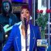 Fantasia Performs 'Lose To Win' On 'GMA'
