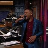 Will Smith Breaks Into 'Summertime' Rap On 'Letterman'