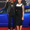 Amber Rose proiudly flaunts her 30lbs weight loss at the LA premiere of  'Fast & Furious 6′