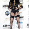 Madonna poses backstage with her three awards #BillboardMusicAwards