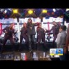 Kelly Rowland And Pusha T Perform 'Street Life' On 'GMA'