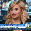 Demi Lovato Gives First Interview Since Father's Death