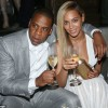 Beyonce and Jay-Z celebrated the tenth anniversary of his club 40/40 in NYC