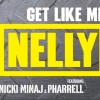 New Music: Nelly Ft.Nicki Minaj & Pharrell – 'Get Like Me'