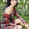 Katy lands the July issue of Vogue magazine