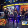 TLC Performs Hits Medley On 'GMA'
