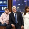 Celebrities Sing Out Jay Leno On His Last episode Of The Tonight Show