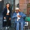 Teyana Taylor Models For ELLE In Harlem, New York