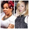 T.I' Wife Tiny Admits To Eye Surgery PERMANENTLY Changing Her Eye Color