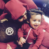 CHRIS BROWN POSTS FIST PICTURE EVER WITH HIS DAUGHTER