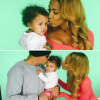 LHNNY Star Amina Buddafly Is Pregnant Again By Peter Gunz – See The Photo