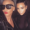 The Power Of YEEZUS: BEEF Is Over Between Amber Rose & Kim Kardashian