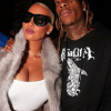 All Love – Amber Rose Supports Ex Wiz Khalifa At Listening Party