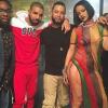 WATCH: BTS Footage Of Rihanna & Drake's 'Work' Video Shoot