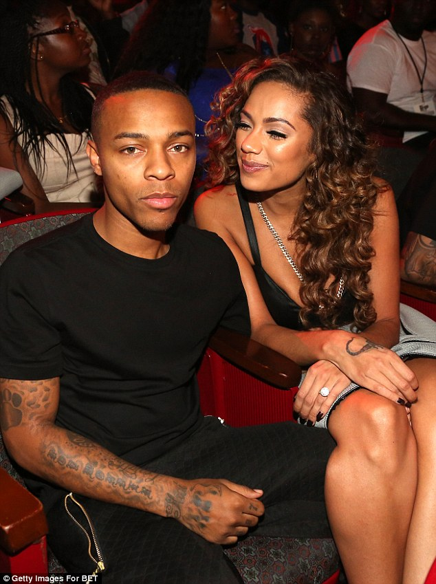 Bow WoW and Erica Mena Engaged