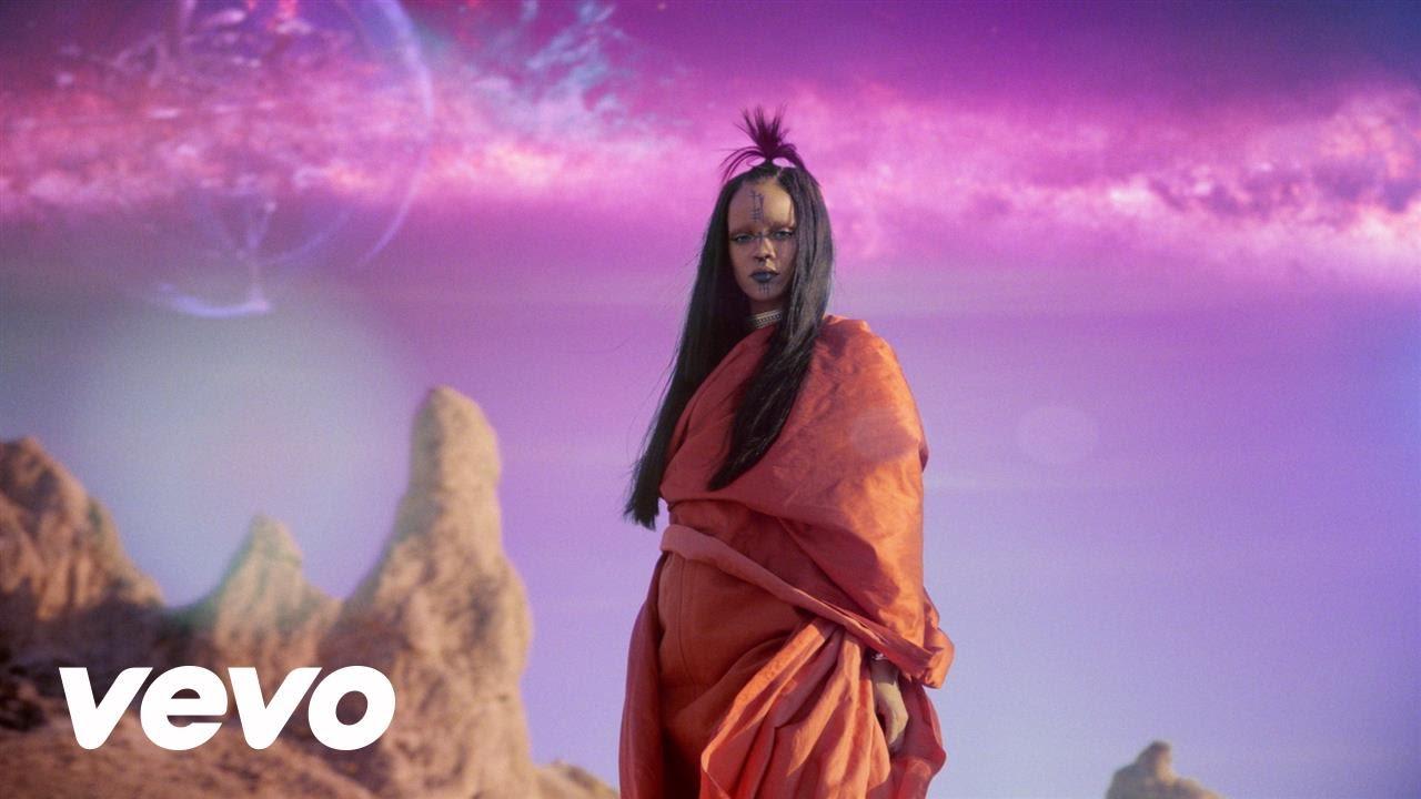 "Rihanna – Sledgehammer (From The Motion Picture ""Star Trek Beyond"")"