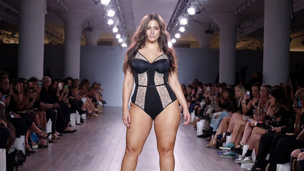 Ashley Graham Wants To Walk The Runway at Victoria's Secret Fashion Show